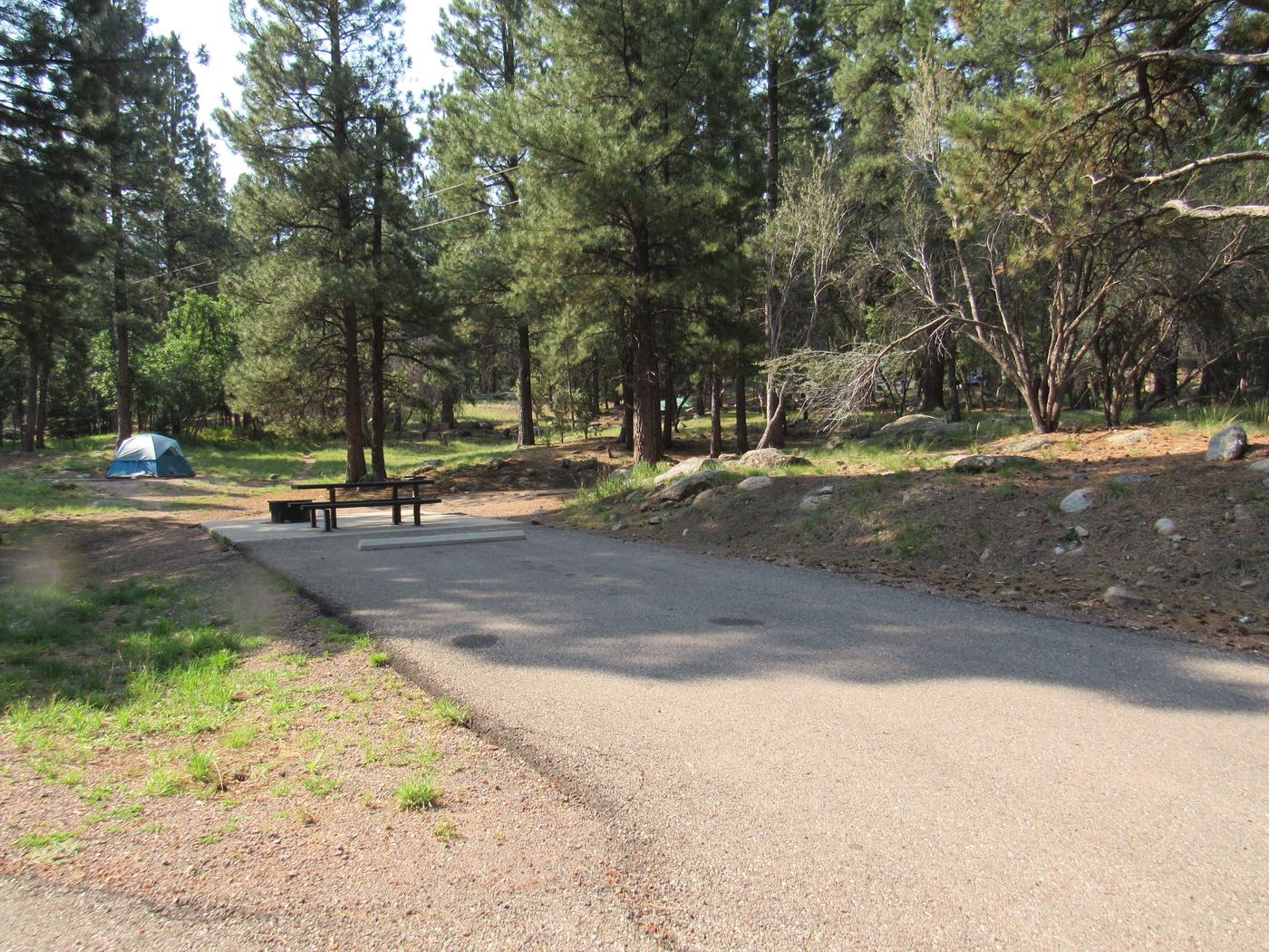 Pine Valley Recreation Area, Dixie National Forest ...