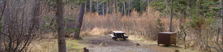 Twin Lakes CG SITE 23