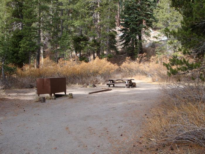 Twin Lakes CG SITE 31