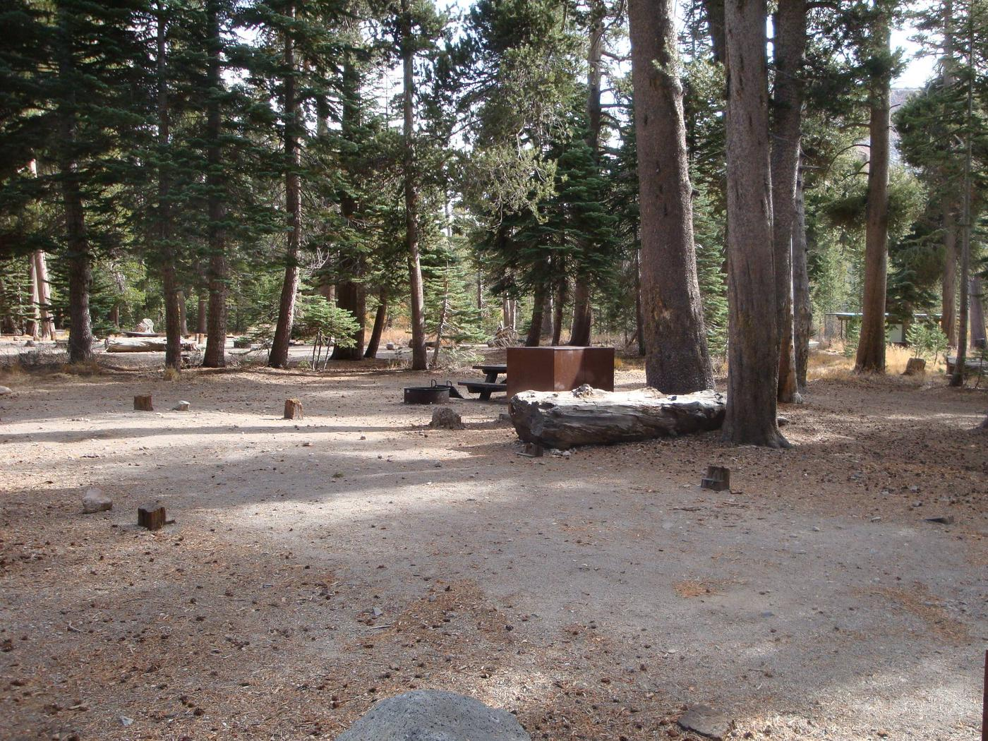 Twin Lakes CG SITE 32