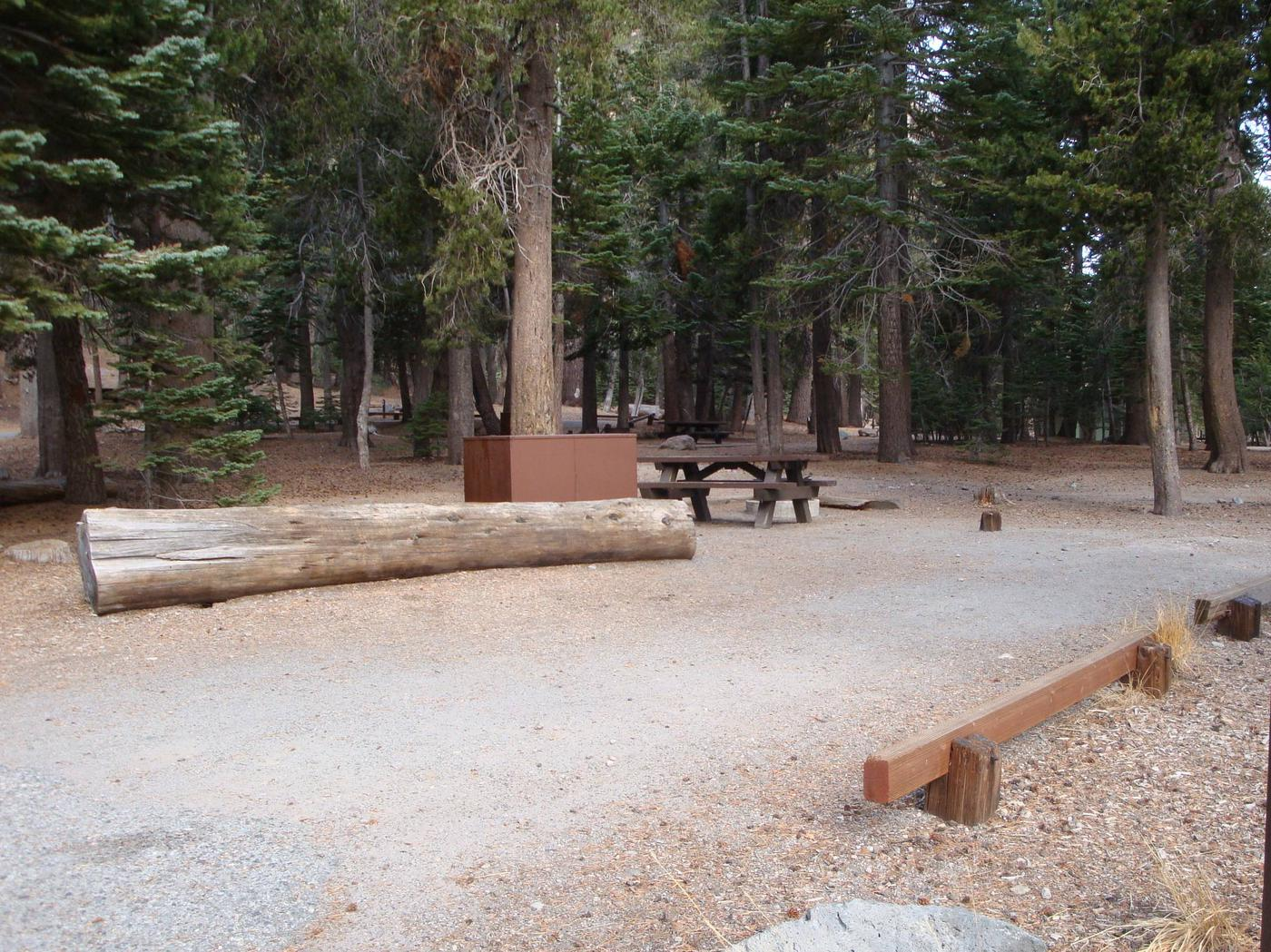 Twin Lakes CG SITE 38