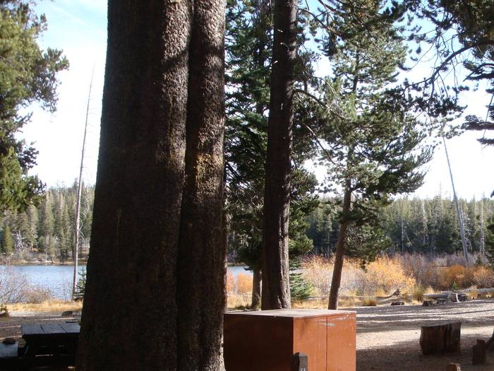 Twin Lakes CG SITE 46D