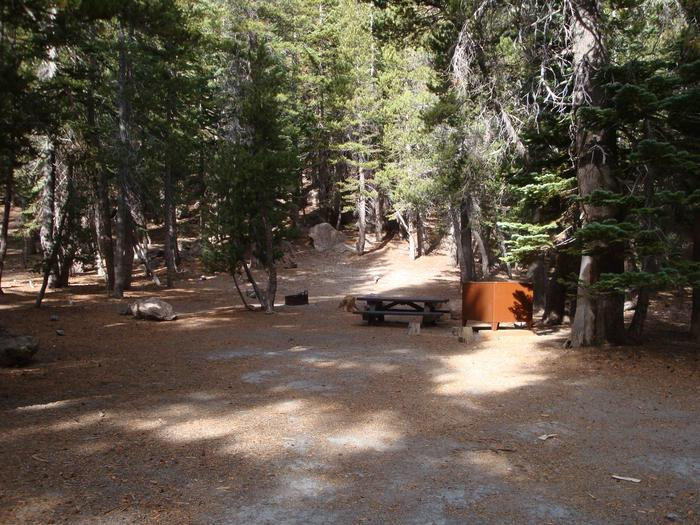 Twin Lakes CG SITE 46A
