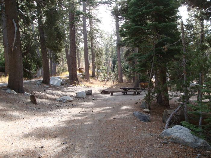 Twin Lakes CG SITE 71