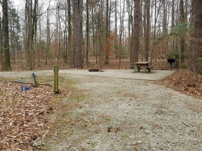 CampingForkland Campsite 34