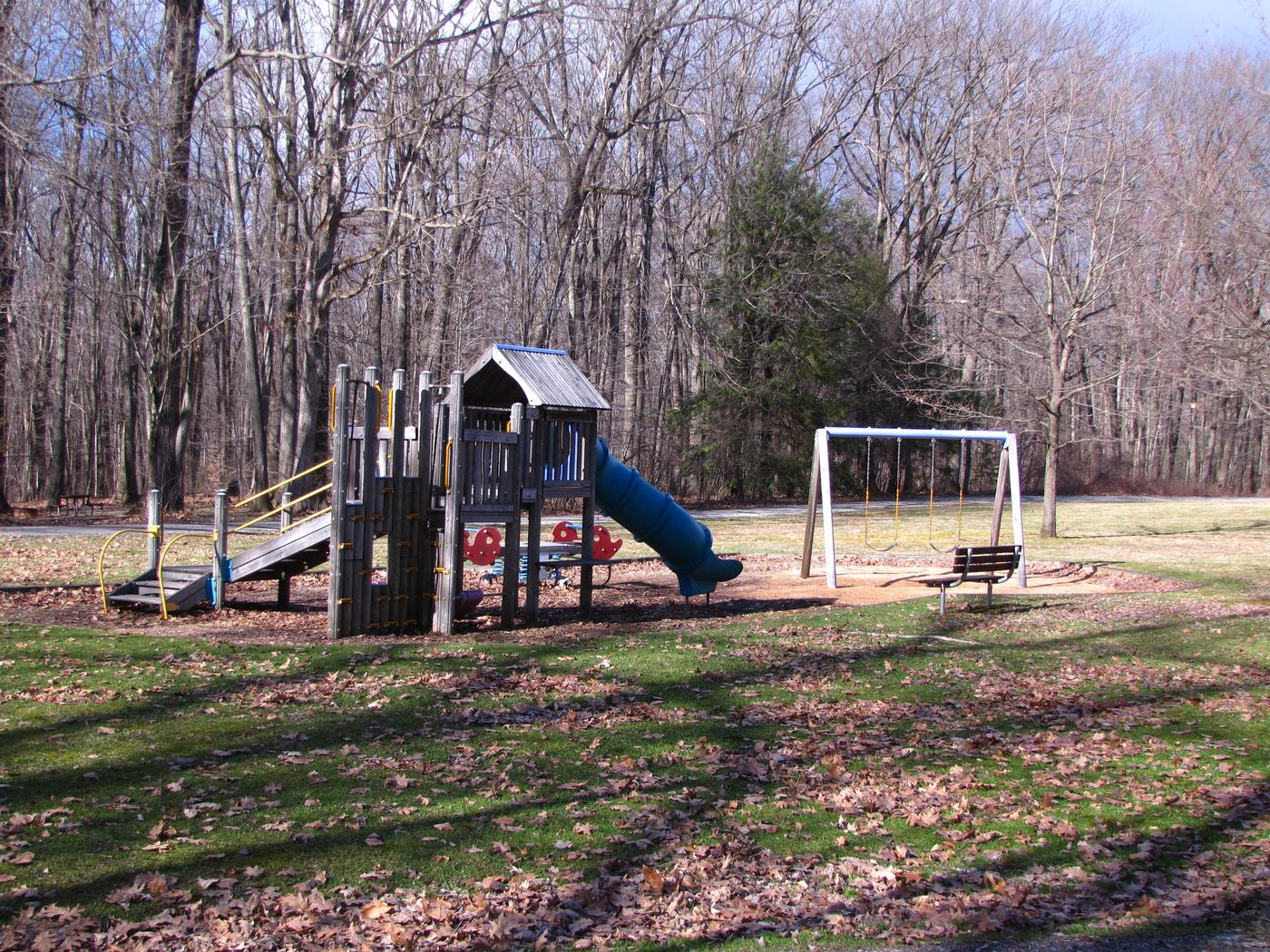 Hearts Content Recreation Area: Playground