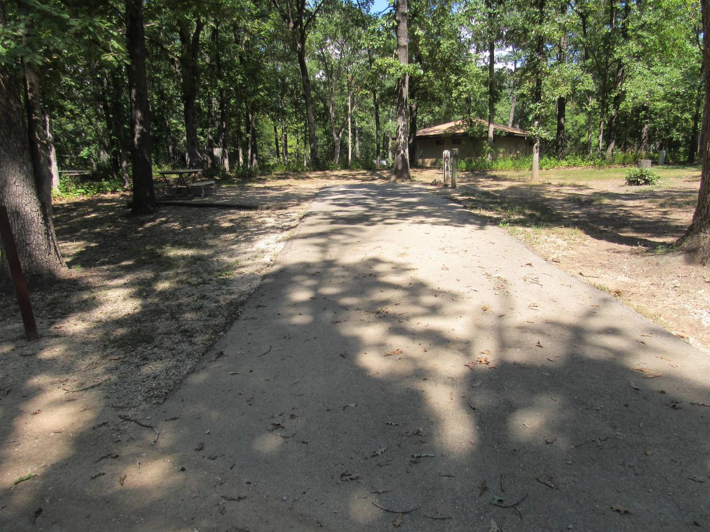 Indian Creek Site # 52A