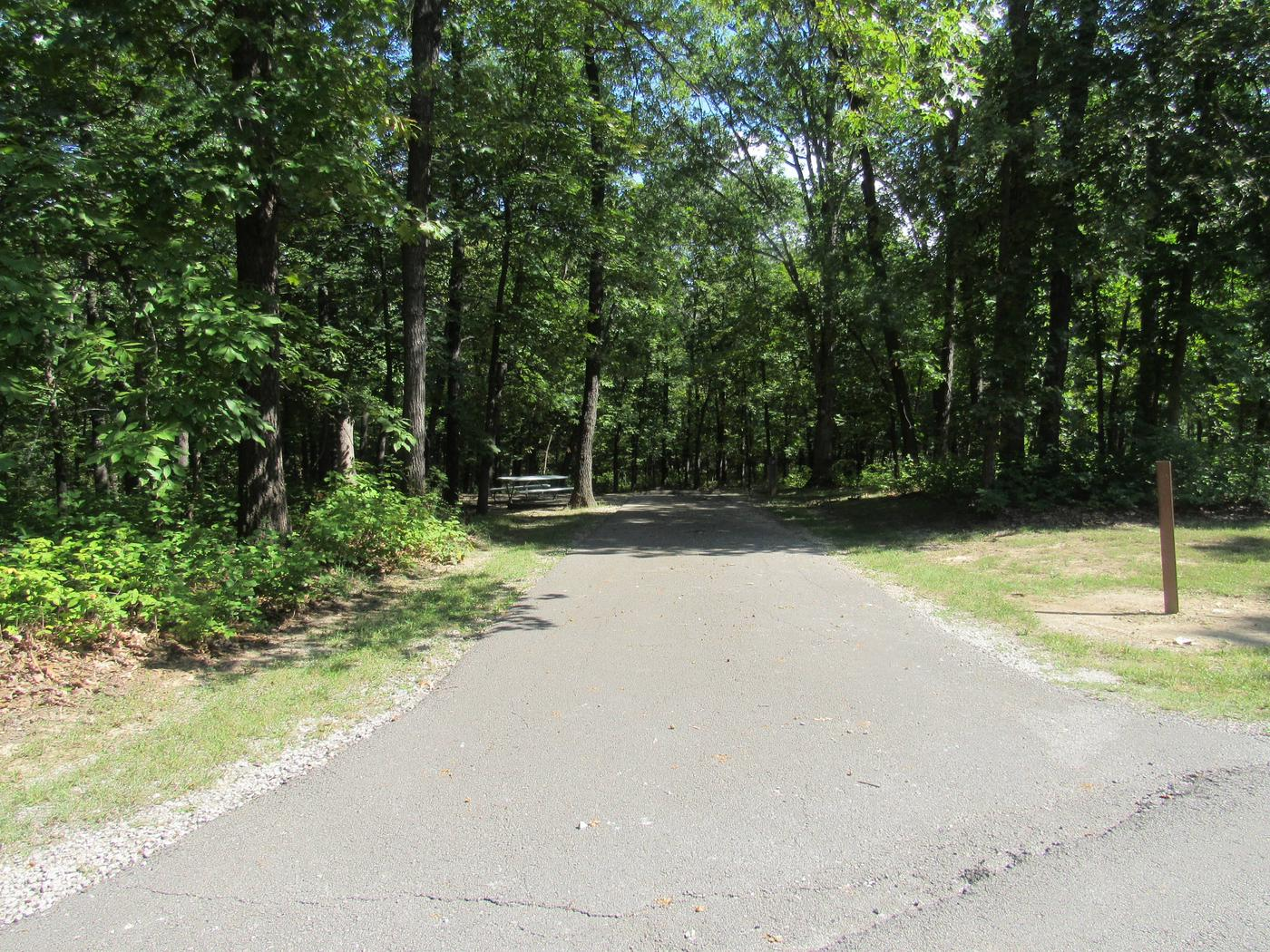 Indian Creek Site # 57