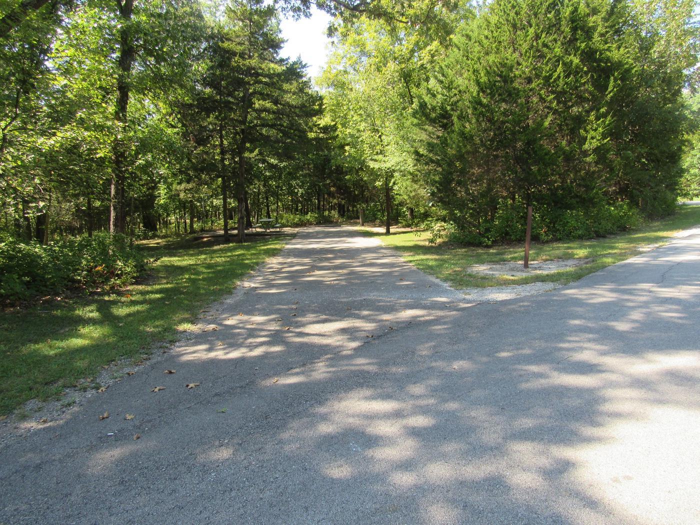 Indian Creek Site # 70