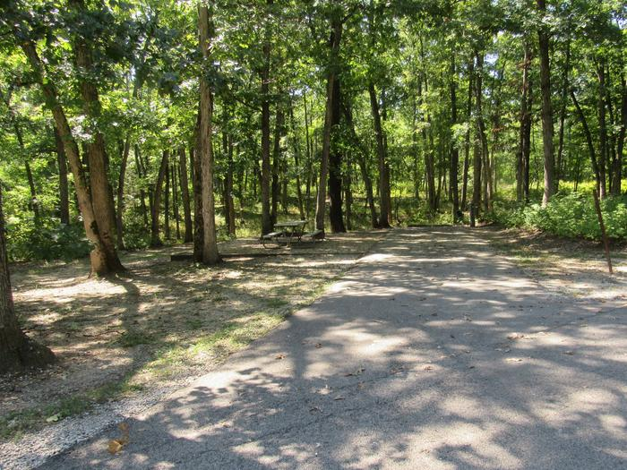 Indian Creek Site # 72
