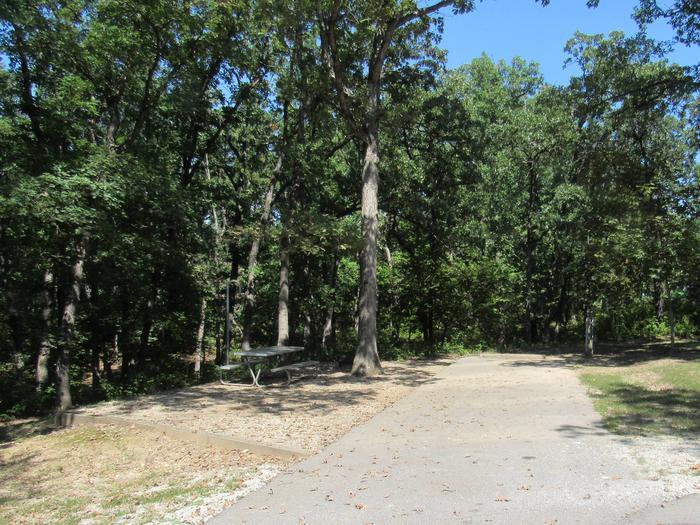 Indian Creek Site # 74