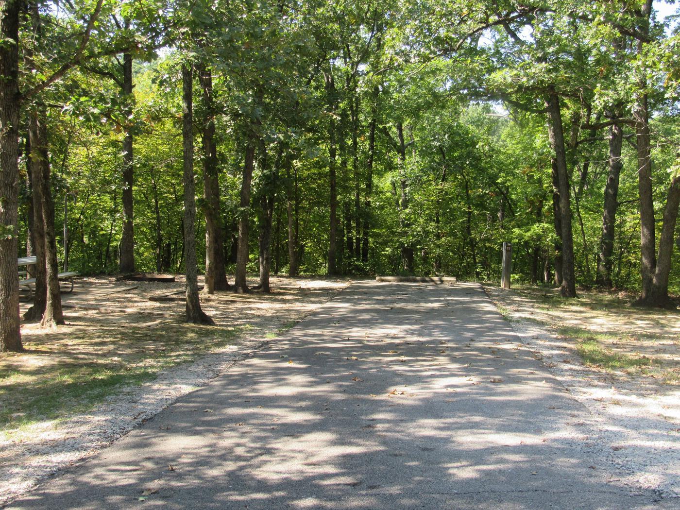 Indian Creek Site # 75