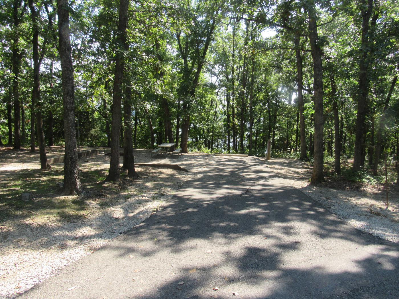 Indian Creek Site # 77