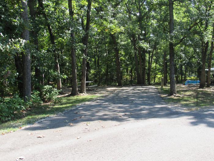 Indian Creek Site # 84