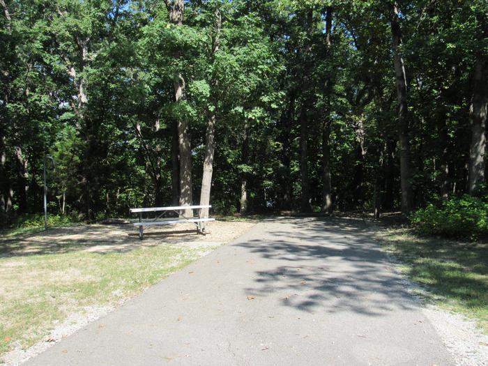 Indian Creek Site # 87
