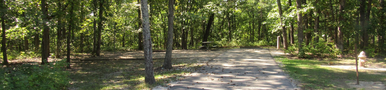 Indian Creek Site # 103