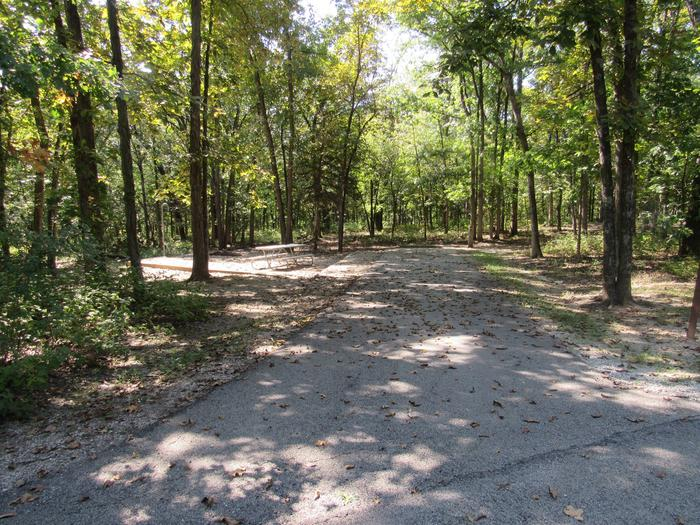 Indian Creek Site # 104