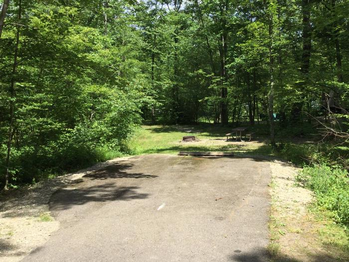 Kiasutha Recreation Area: Site 38