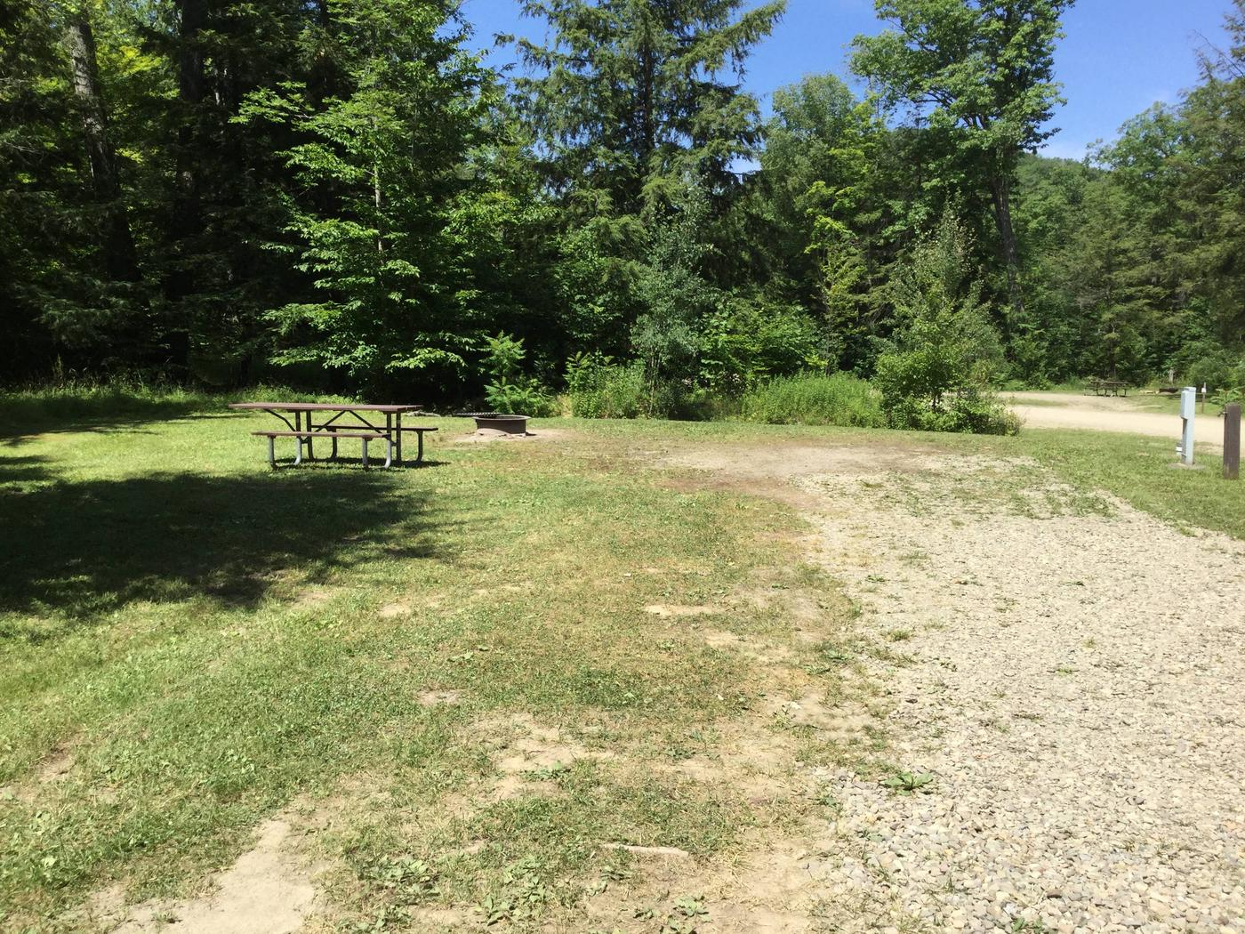 Kiasutha Recreation Area: Site 49