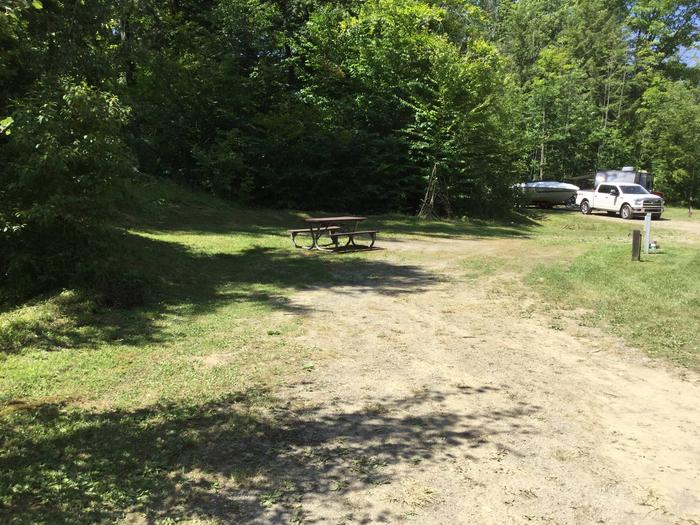 Kiasutha Recreation Area: Site 51