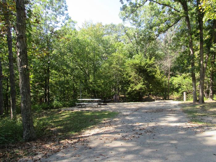 Indian Creek Site # 105