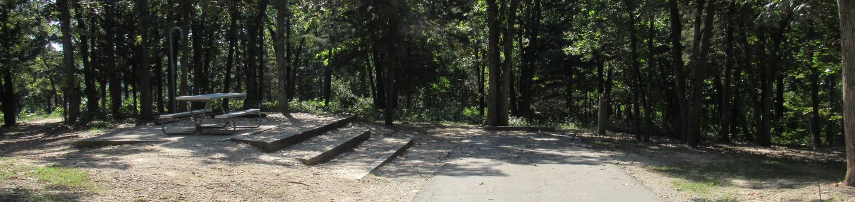 Indian Creek Site # 107