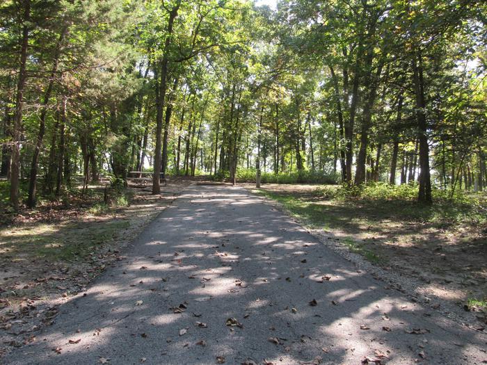 Indian Creek Site # 115B