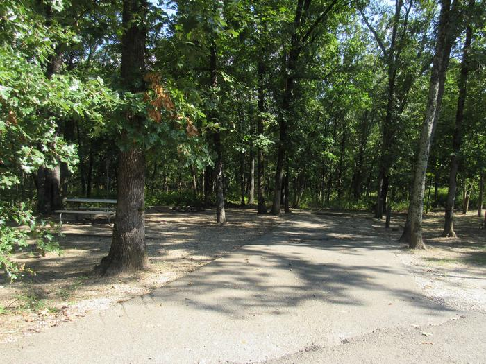 Indian Creek Site # 121