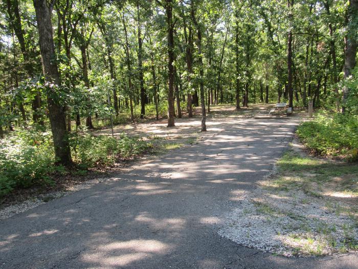 Indian Creek Site # 15