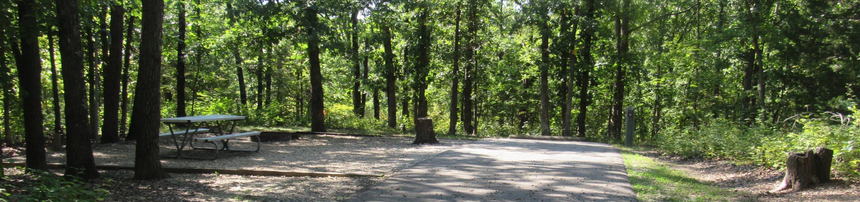 Indian Creek Site # 16