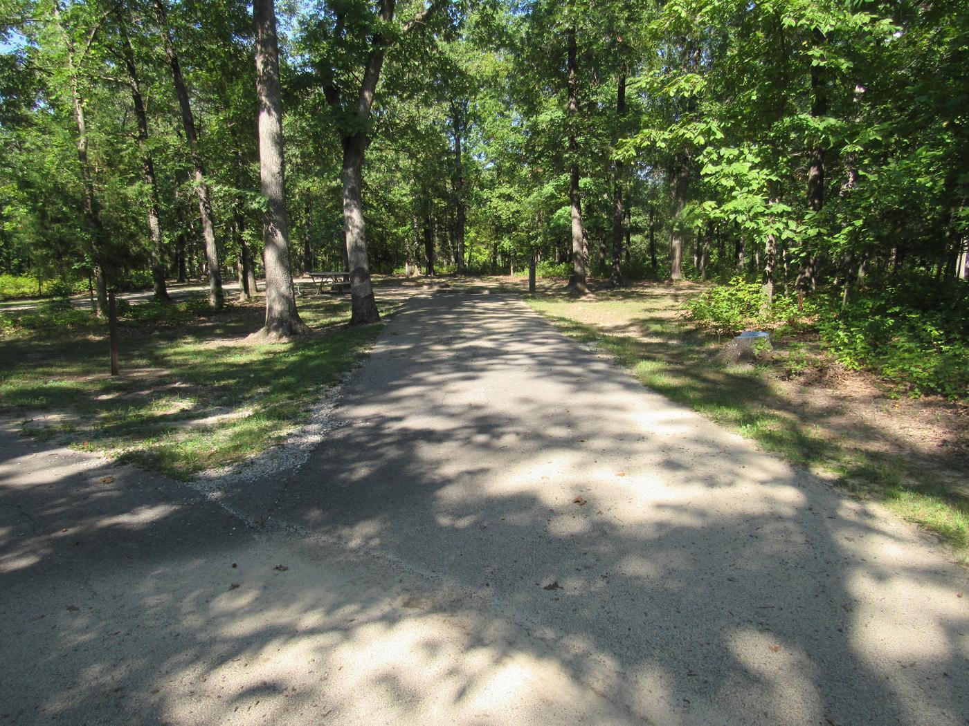 Indian Creek Site # 25