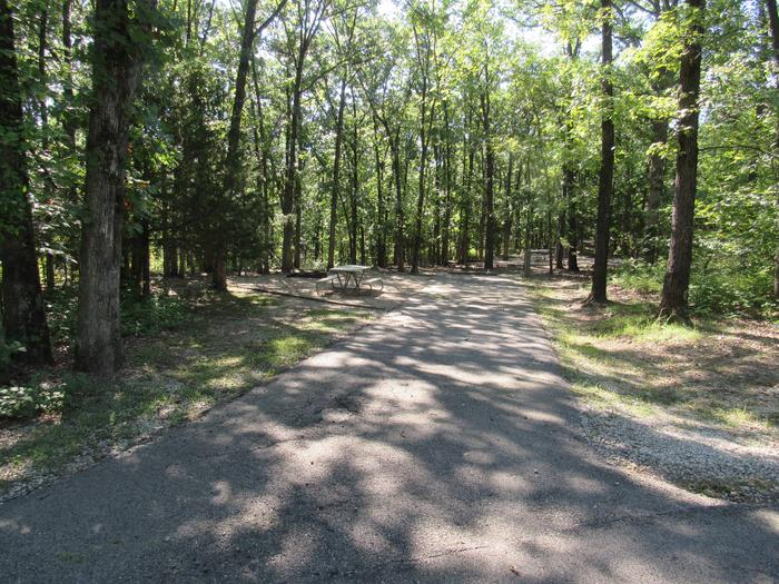 Indian Creek Site # 26
