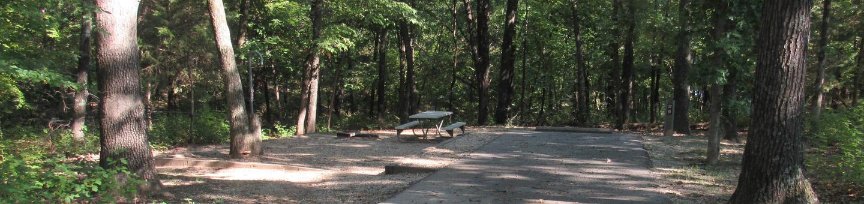 Indian Creek Site # 37B