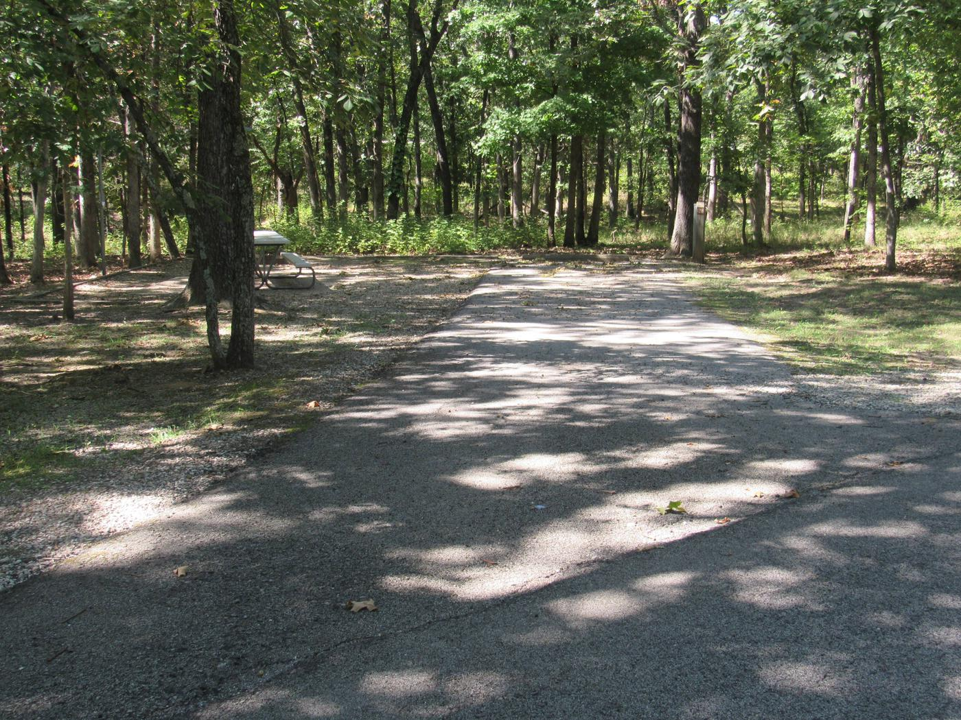 Indian Creek Site # 128