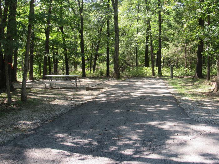 Indian Creek Site # 129
