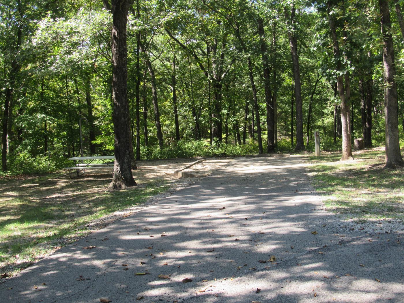Indian Creek Site # 130