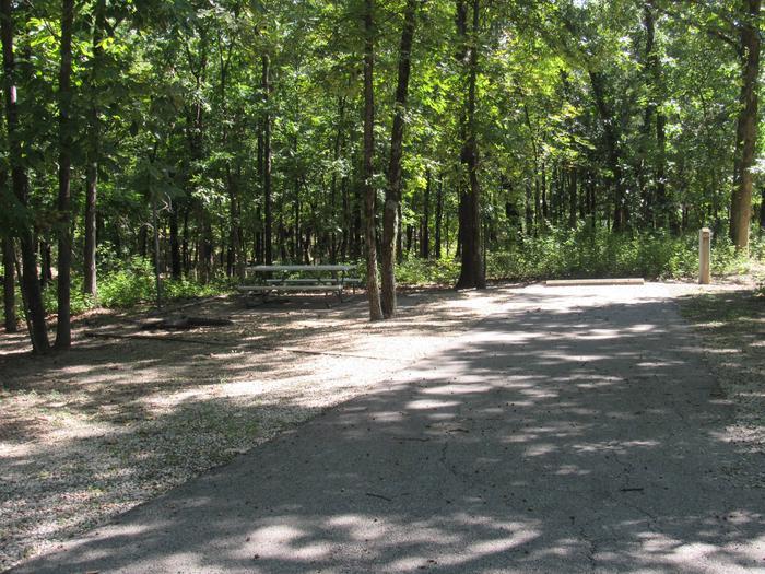 Indian Creek Site # 135