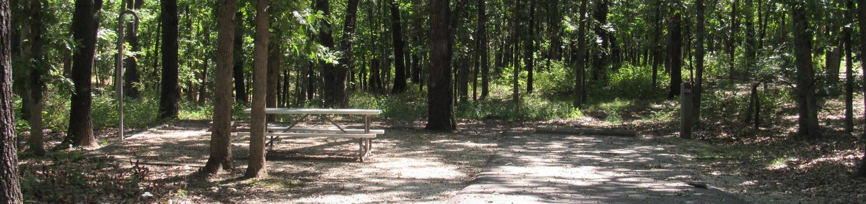 Indian Creek Site # 136