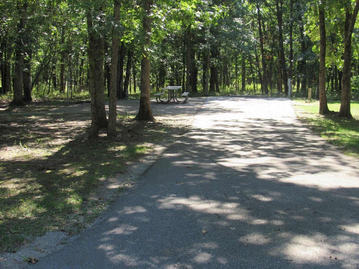 Indian Creek Site # 150