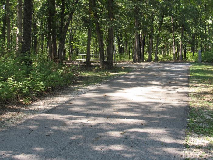 Indian Creek Site # 153