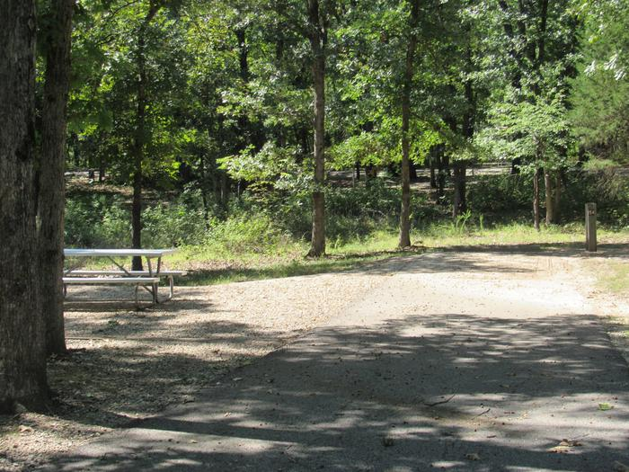 Indian Creek Site # 154