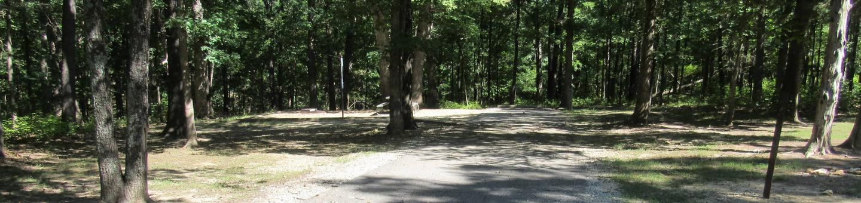 Indian Creek Site # 163