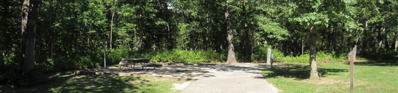 Indian Creek Site # 172