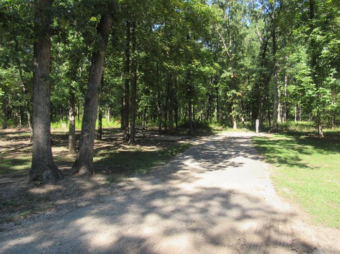 Indian Creek Site # 174
