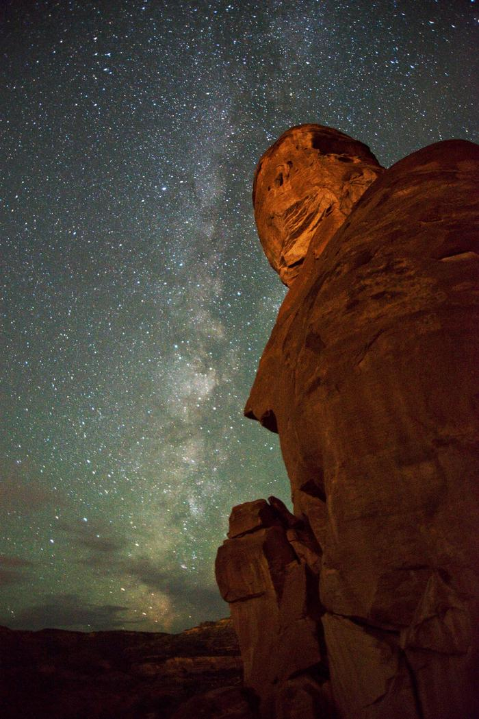 Stars Over SaddlerockSaddlerock Campground - Colorado National Monument