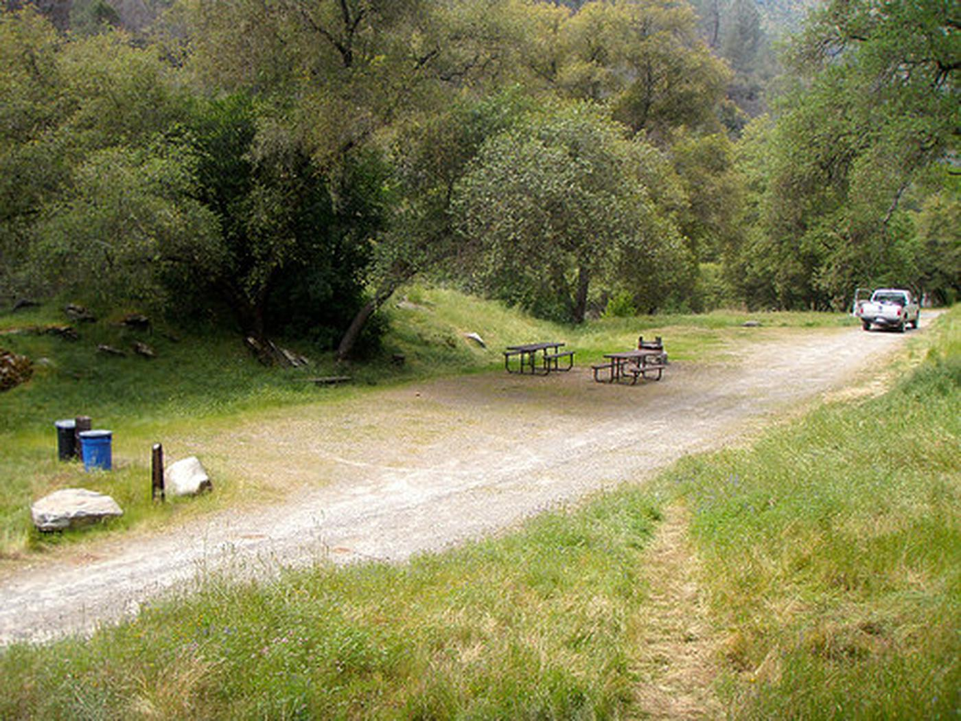 Merced River RMAWillow Placer Campground Group Site