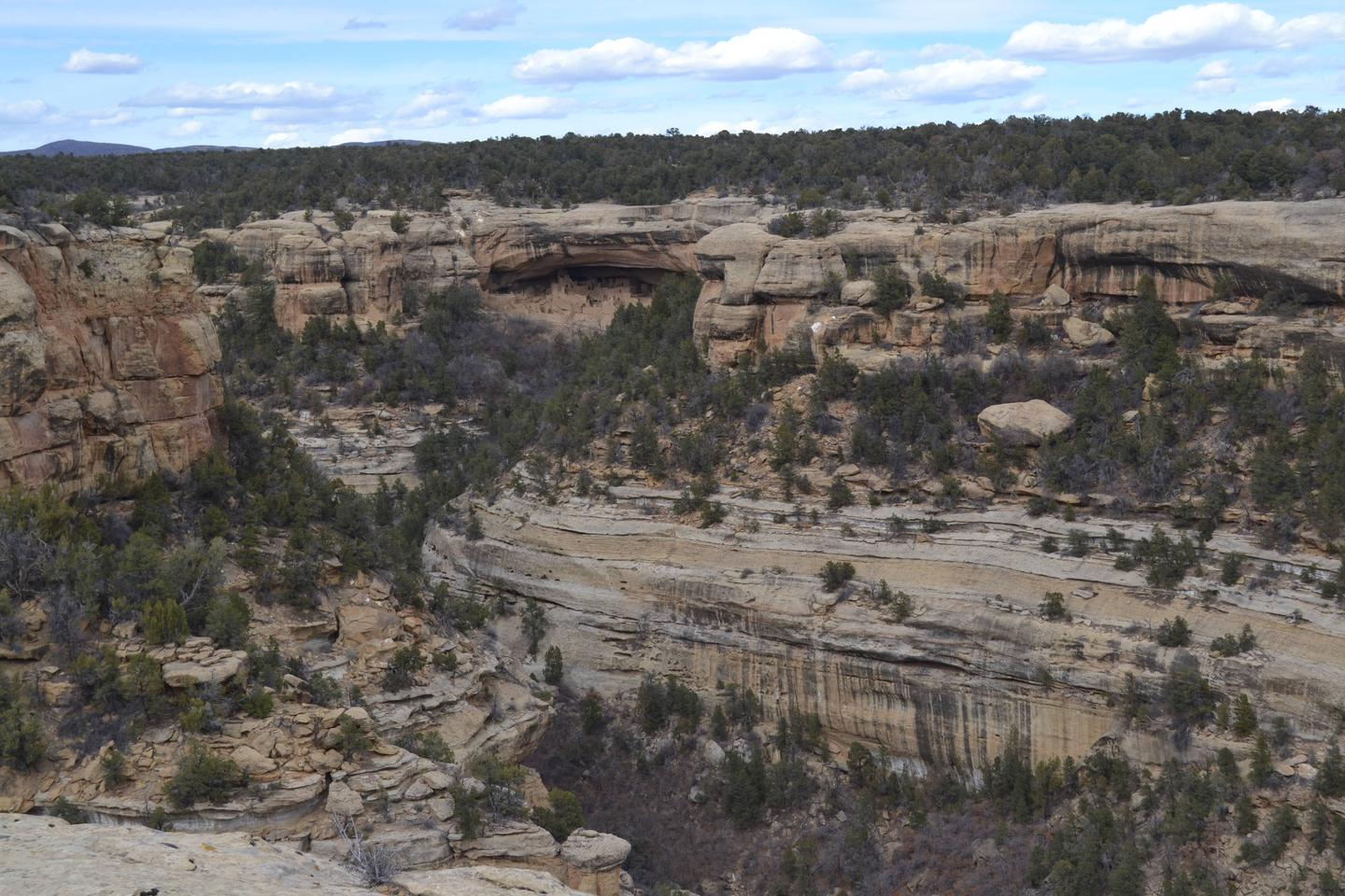 Great Hiking in Mesa Verde NP