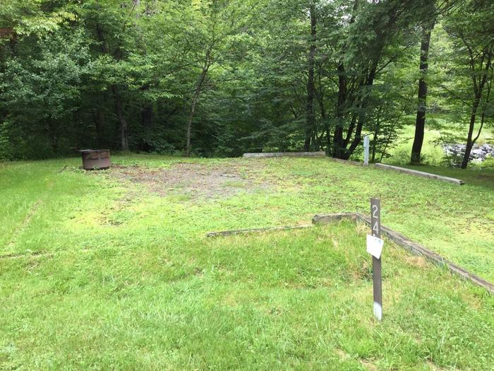Twin Lakes Recreation Area: Site 24
