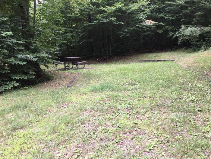 Twin Lakes Recreation Area: Site 35