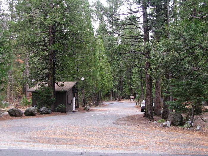 Pinecrest Campground Entrance